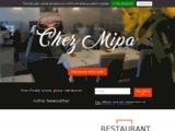 Pizzeria Chez Mipa - Restaurant Italien à Betton - Pizza à emporter