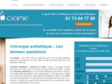 Chirurgie Esthétique Plus - Centre Européen d'Information en Chirurgie et Medecine Esthetique