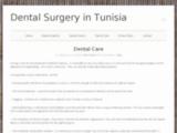 Médecin dentiste Tunisie, dentiste Tunisie, dentiste Tunisie prix.