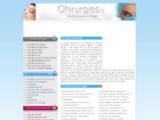 Chirurgie esthétique : actualités sur la chirurgie
