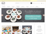 Chocodic : Chocolats, Macarons et Dragée personalisée pour Mariage et Bapteme ...