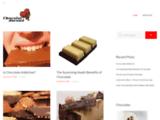 Vente en ligne de chocolats pour Noël et la Saint Valentin