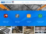 Expert en fabrication de constructions métalliques, Rians 18