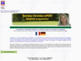 Site du Docteur Christine APERT - médecin acupuncteur - Pau