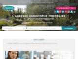 Vente d'appartement et de villa à La Crau avec l'agence immobilière L'ADRESSE CHRISTOPHE IMMOBILIER spécialiste de l'immobilier à La Crau.