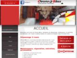 Entretien véhicules et 2 roues à moteur Ile de France-Chrono Bikes