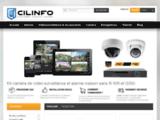 Kit vidéo surveillance, caméra de vidéosurveillance - CILINFO