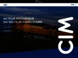 Projet ferroviaire : du financement à l'infrastructure par CIM Groupe.