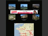 Circuits de Rando - Jura, Auvergne, Tour du Mont Blanc, Pyrénées, Fontainebleau 25 bosses