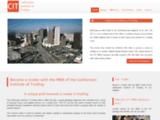Devenir trader via le diplôme Californian Institute of Trading