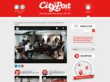 Citypost | Vous allez aimer faire bouger votre ville !