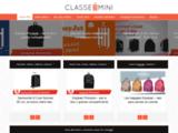 Classe Mini, site de référence en matière d'accessoires de voyages