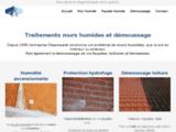 Entreprise Traitements Mur Humide, Humidité Ascensionnelle Belgique Nord France