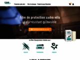Clear Protect - Film de protection invisible pour automobile, vélo