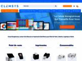 Clemsys - le spécialiste du lecteur code barre, imprimante ticket de caisse,...