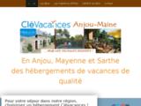 Clévacances Anjou-Maine - Clévacances gîtes et chambres d'hôtes