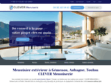 Menuisier Toulon – Porte, baie vitrée Aubagne  CLEVER Menuiserie