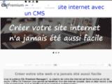 Cr?er votre site web avec Clic Premium