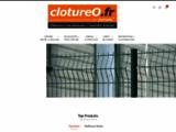 Vente de clotures et portails à prix usine - ClotureO.fr