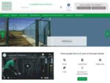 Clôture, portail, automatisme et contrôle d'accès-Clôtures Saniez (59-Nord-Paris-Ile de France)