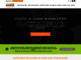 Louez votre scooteur à Paris