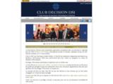 Club Decision DSI - 1er Club Français des Directeurs Informatiques