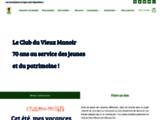 CVM - Club du Vieux Manoir | Loisirs - Chantiers - Patrimoine