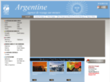 Agence de voyage argentine