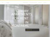 Appartement de luxe à Montréal
