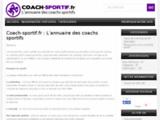Annuaire des coachs sportifs en France