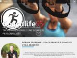 Coaching sportif à domicile Sartrouville : Romain Degrenne