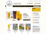 Soins cosmétiques de Provence et produits naturels de Provence - Coeur de cigale