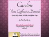 Caroline votre Coiffeuse à domicile sur NICE et alentours