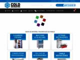 Chambre froide armoire boisson Machine glacon - Colddistribution