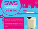 Le collecteur de gouttière SWS