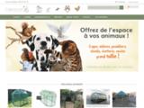 Colony & Co, abris, enclos et volières pour animaux domestiques