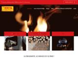 Combustibles : chauffage de bois Paris