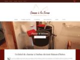 Maison d'hôte Durbuy : découvrez chambre d'hotes et gites