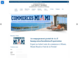 Achat et vente de commerces, d'entreprises et de franchises à Miami Beach, ...