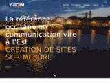 Agence de communication Mâcon, Lyon, Bourg - Création de sites web