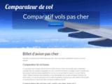 Comparateur de vol suisse - billet d'avion moins cher et vol pas cher