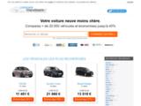 Mandataire auto en ligne