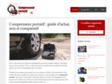 ? Compresseur portatif : comparatif et guide d'achat