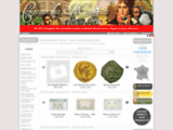 Comptoir des monnaies, Loriel Numismatique,Collection de Monnaies et Billets, Accessoires pour numismate