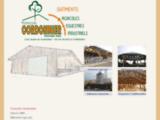 Construction bâtiments bois
