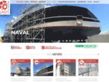 Concept Échafaudage Marseille - Entreprise de location / montage d'échafaudage