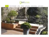 Concept Paysage Sourdin : Espaces verts, dallage, maçonnerie, clôtures…
