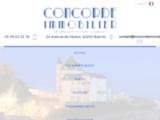 Immobilier à Biarritz 64 avec Concorde Immobilier