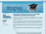 Préparer le concours Sciences Po