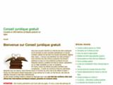 Conseil juridique information juridique gratuits